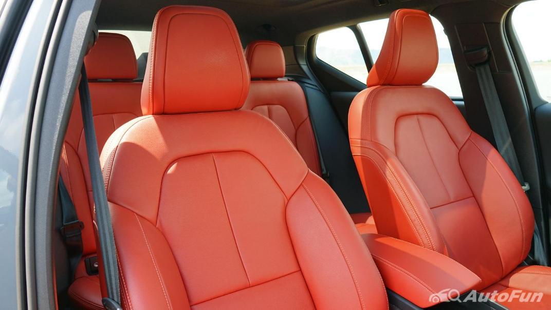 2020 Volvo XC 40 2.0 R-Design Interior 026