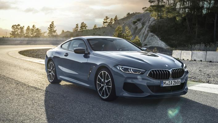 2021 BMW 8 Series Coupe M850i xDrive Exterior 001