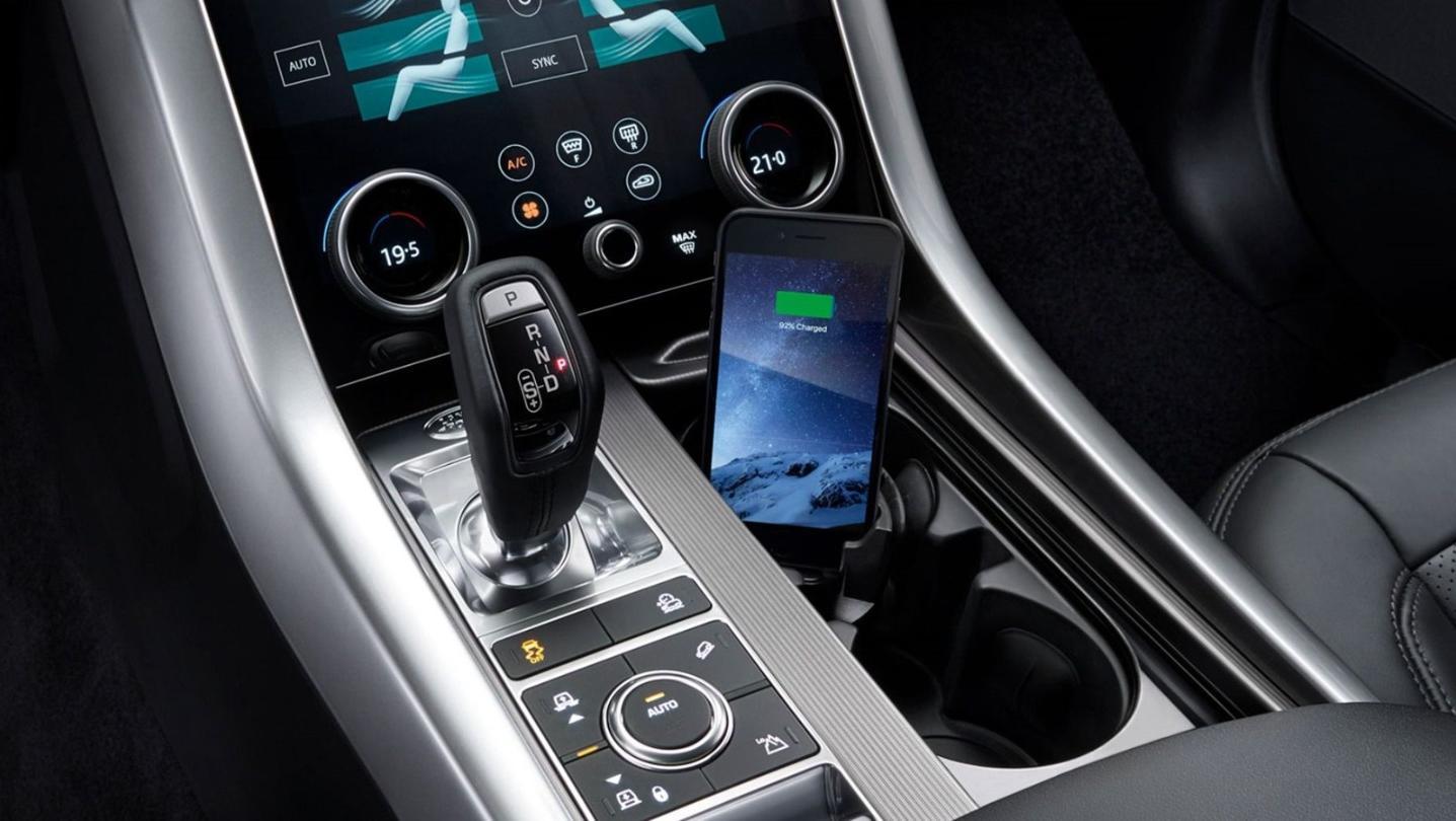 Land Rover Range Rover Sport 2020 Interior 008
