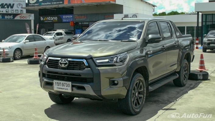 2020 Toyota Hilux Revo Double Cab 4x4 2.8High AT Exterior 001