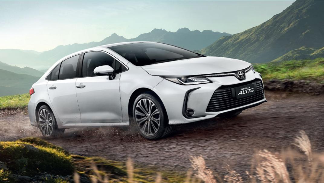 Toyota Corolla Altis 2021 Exterior 028