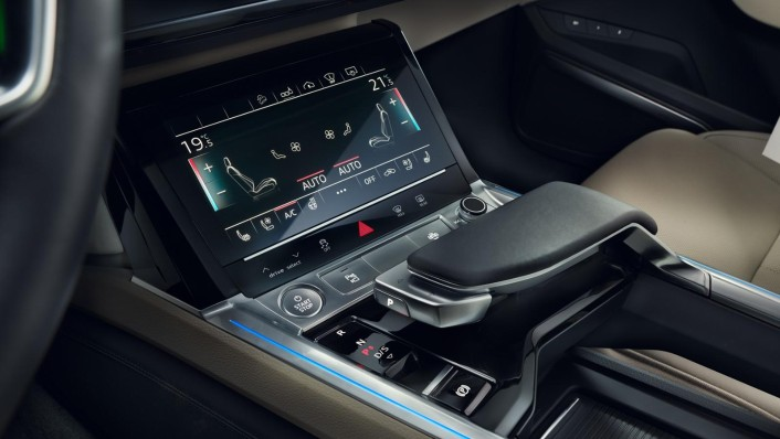 Audi E Tron 2020 Interior 006