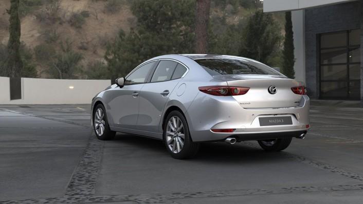 Mazda 3 Sedan 2020 Exterior 009