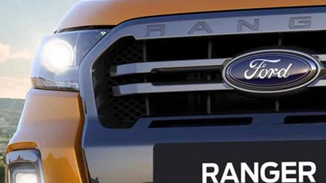 Ford Ranger 2020 Exterior 005