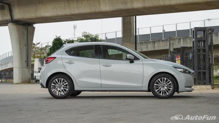 2020 Mazda 2 Hatchback 1.5 XDL Sports Exterior 004