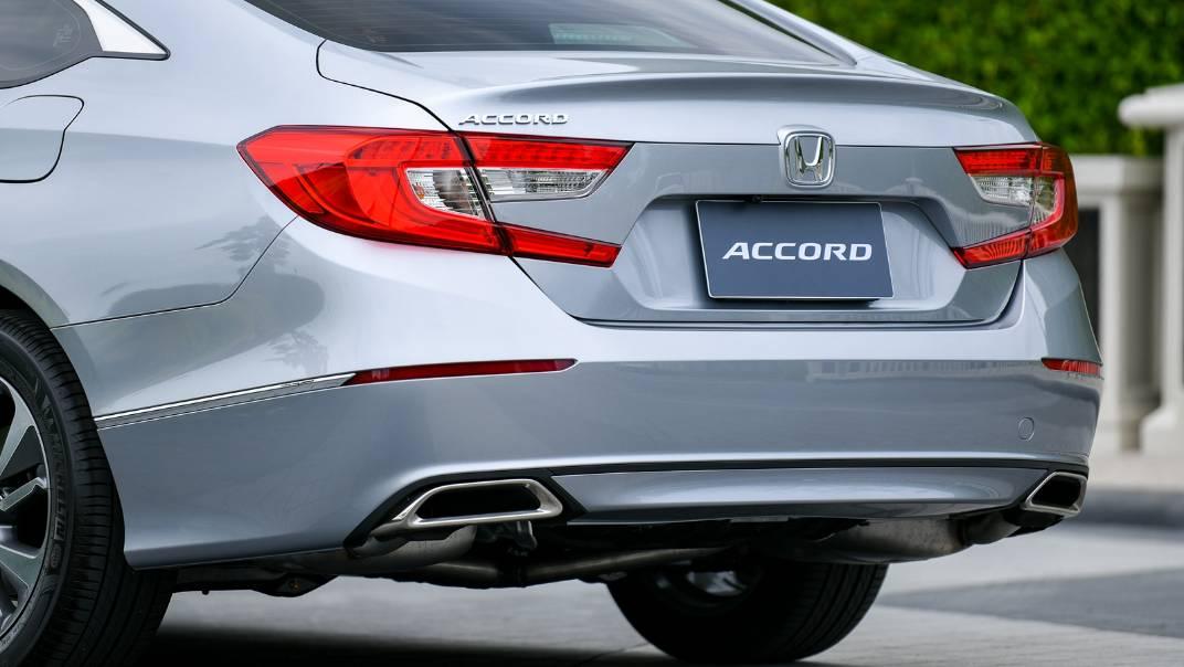 2021 Honda Accord 1.5 Turbo EL Exterior 056