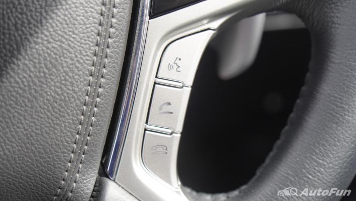 2020 Mitsubishi Pajero Sport 2.4D GT Premium 4WD Elite Edition Interior 010