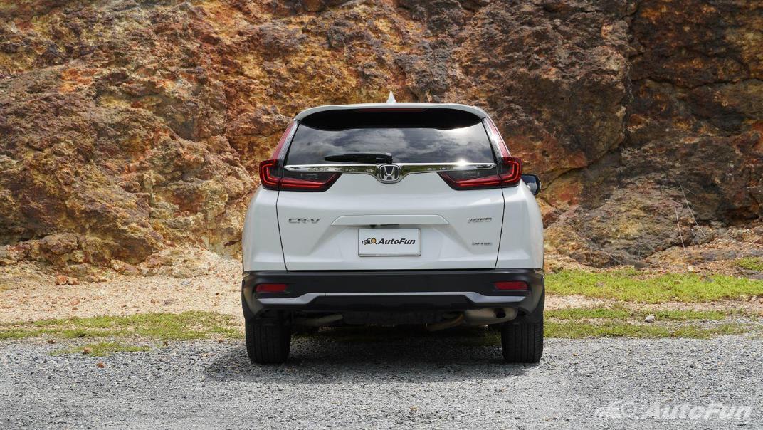 2020 Honda CR-V 2.4 ES 4WD Exterior 006