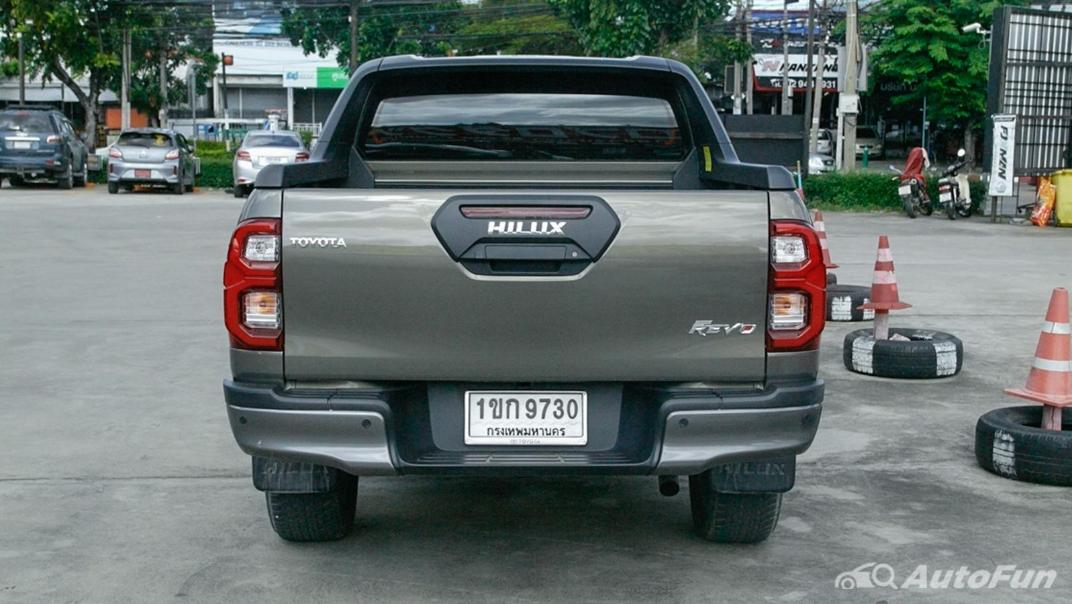 2020 Toyota Hilux Revo Double Cab 4x4 2.8High AT Exterior 007