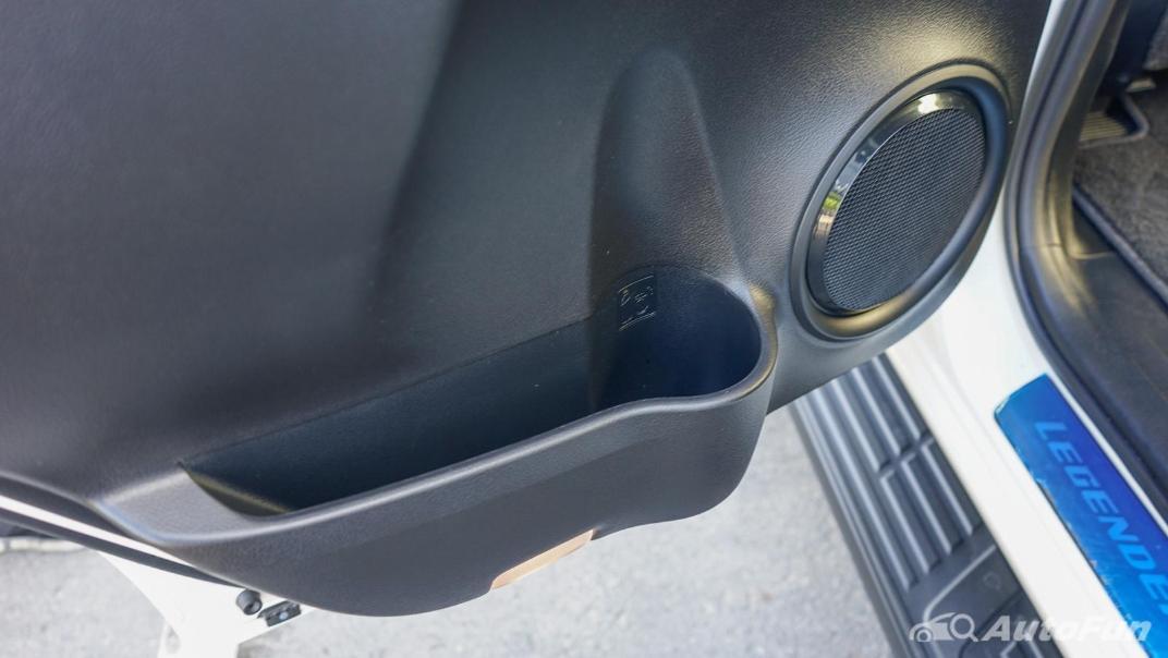 2020 Toyota Fortuner 2.8 Legender 4WD Interior 076