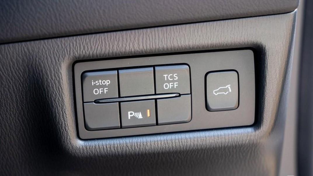 Mazda CX-8 2020 Interior 013