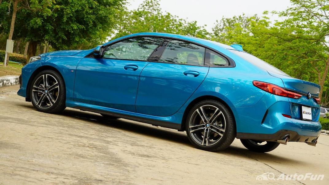 2021 BMW 2 Series Gran Coupe 220i M Sport Exterior 073