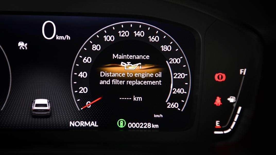 2022 Honda Civic RS Interior 051