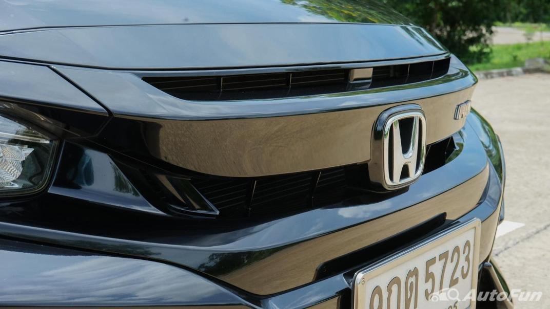 2020 Honda Civic 1.5 Turbo RS Exterior 044