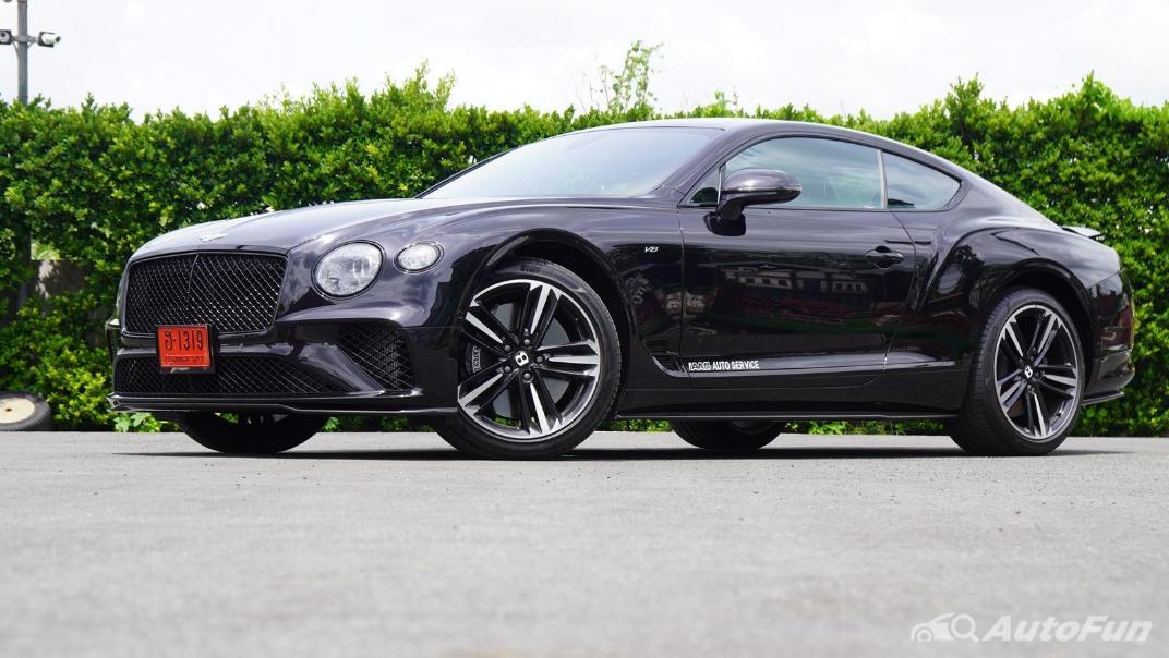 2020 Bentley Continental-GT 4.0 V8 Exterior 013