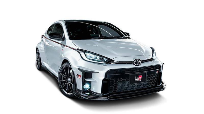 ยลโฉม Toyota GR Yaris แต่งหล่อพร้อม Supra และรุ่นอื่นอีกเพียบงานโตเกียว ออโต้ ซาลอน 02