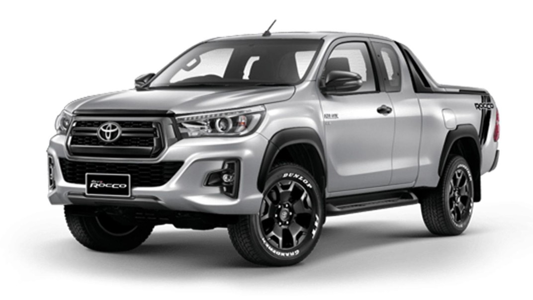 Toyota Hilux Revo Smart Cab 2020 Others 007