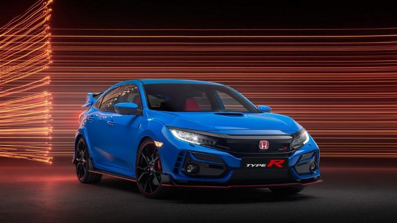2020 Honda Civic Type R ขายอังกฤษเริ่มต้น 1.3 ล้านบาท ราคาแพงขึ้นแต่ถูกจองหมดเกลี้ยง 02
