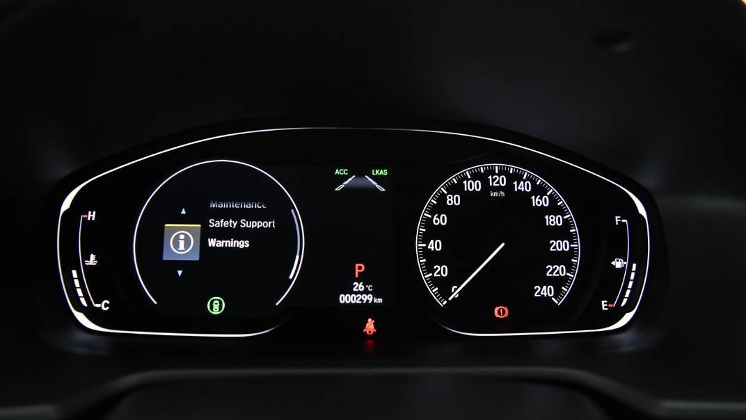 2021 Honda Accord 1.5 Turbo EL Interior 027