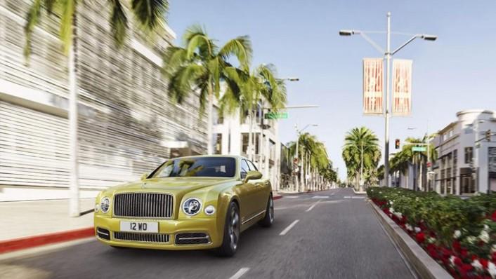 Bentley Mulsanne Public 2020 Exterior 002