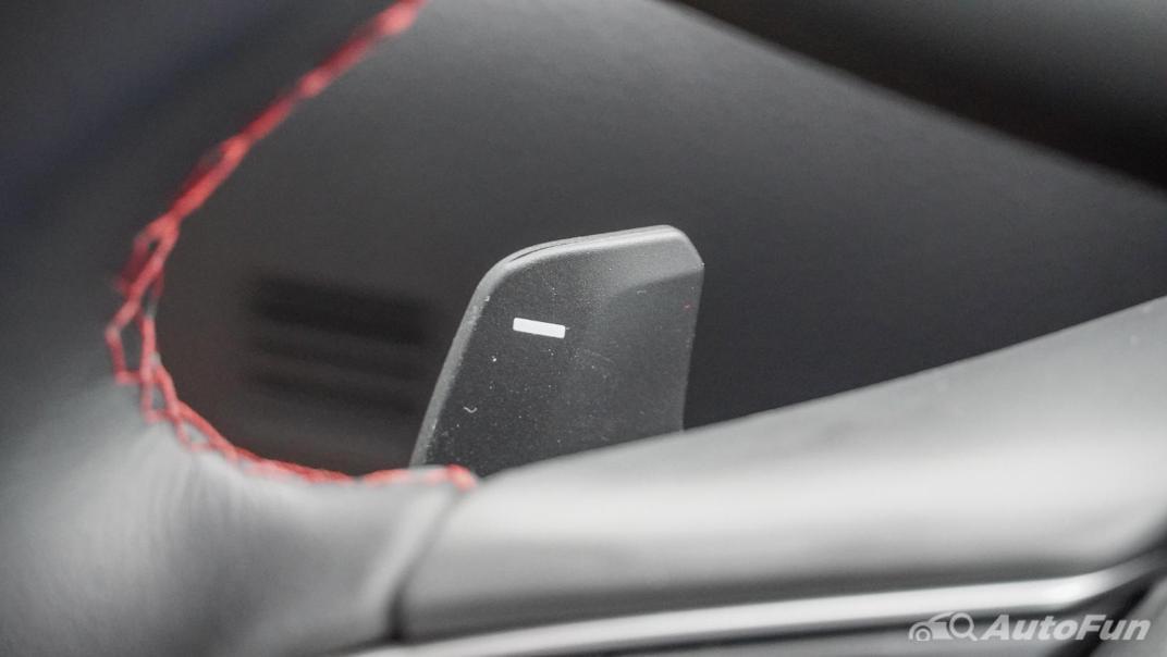 2021 Honda City e:HEV RS Interior 011