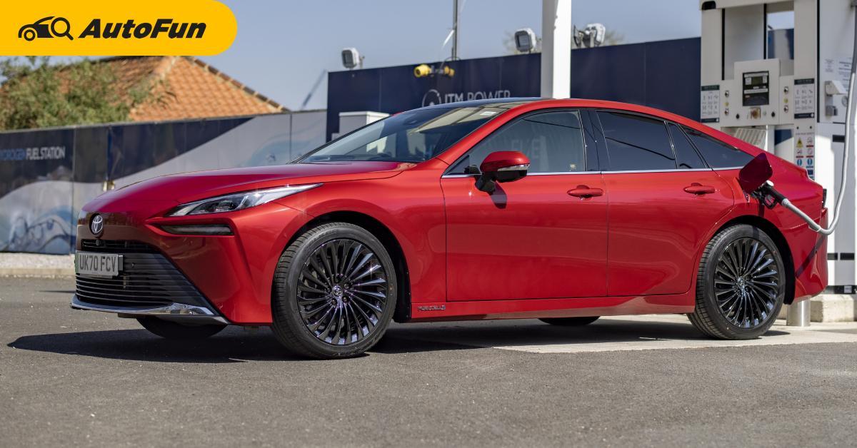 Toyota เตือนคู่แข่งก่อนไปไฟฟ้าล้วน เผยแผนทำรถ Fuel cell ขายคู่กันไป คุณจะเลือกอะไร ? 01