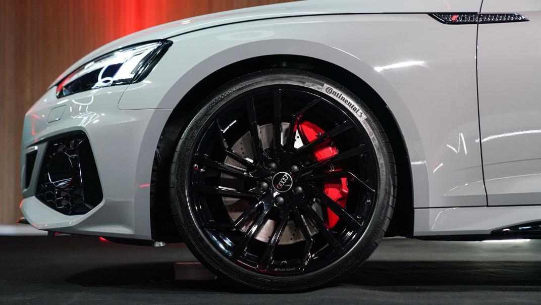 2021 Audi RS 5 Coupe quattro Exterior 008
