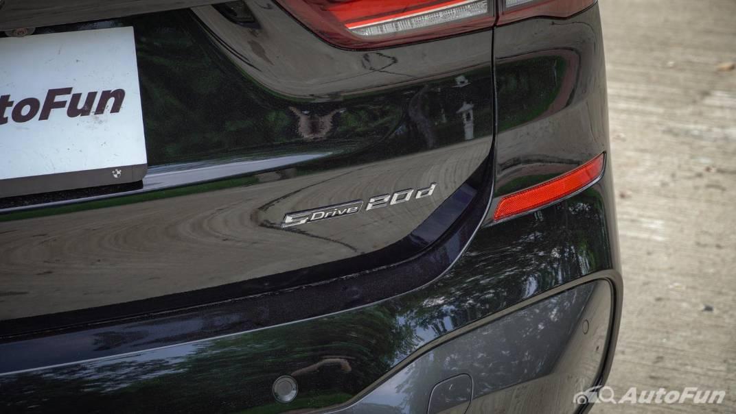 2021 BMW X1 2.0 sDrive20d M Sport Exterior 015