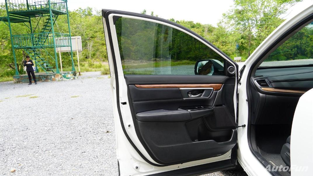 2020 Honda CR-V 2.4 ES 4WD Interior 039
