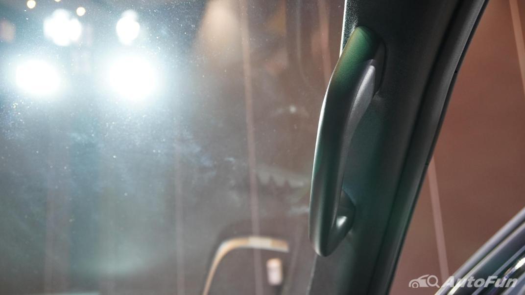 2021 Toyota Fortuner 2.8 GR Sport 4WD Interior 043