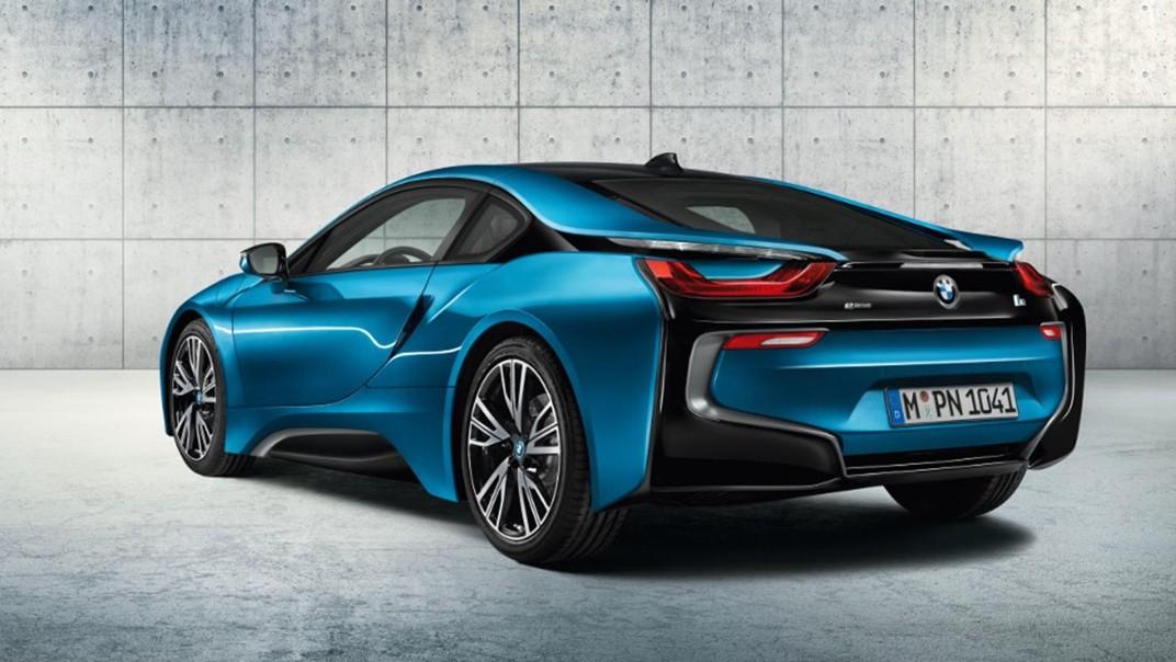 BMW I8 Public 2020 Exterior 008