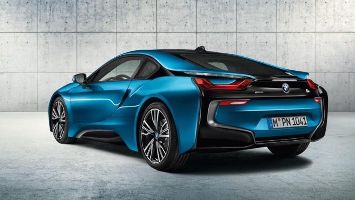 BMW I8 2020 Exterior 008