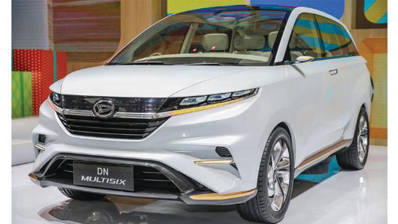 แบบนี้จะสู้ Mitsubishi Xpander ได้ไหม ถ้า 2022 Toyota Avanza มีหน้าตาแบบนี้? 02