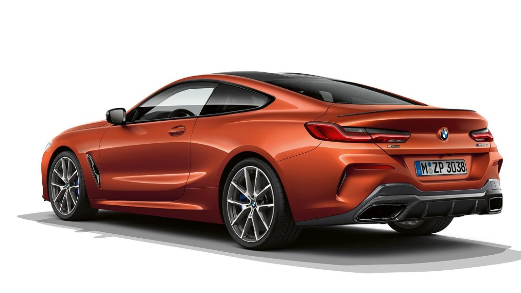 BMW 8-Series-Coupe 2020 Exterior 005