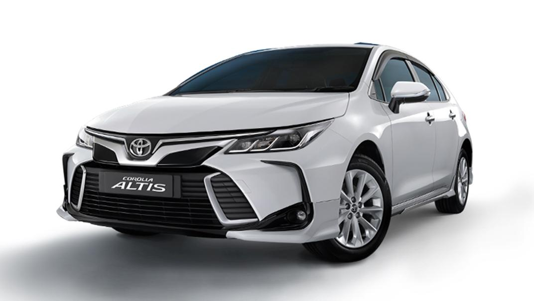 Toyota Corolla Altis 2021 Exterior 009