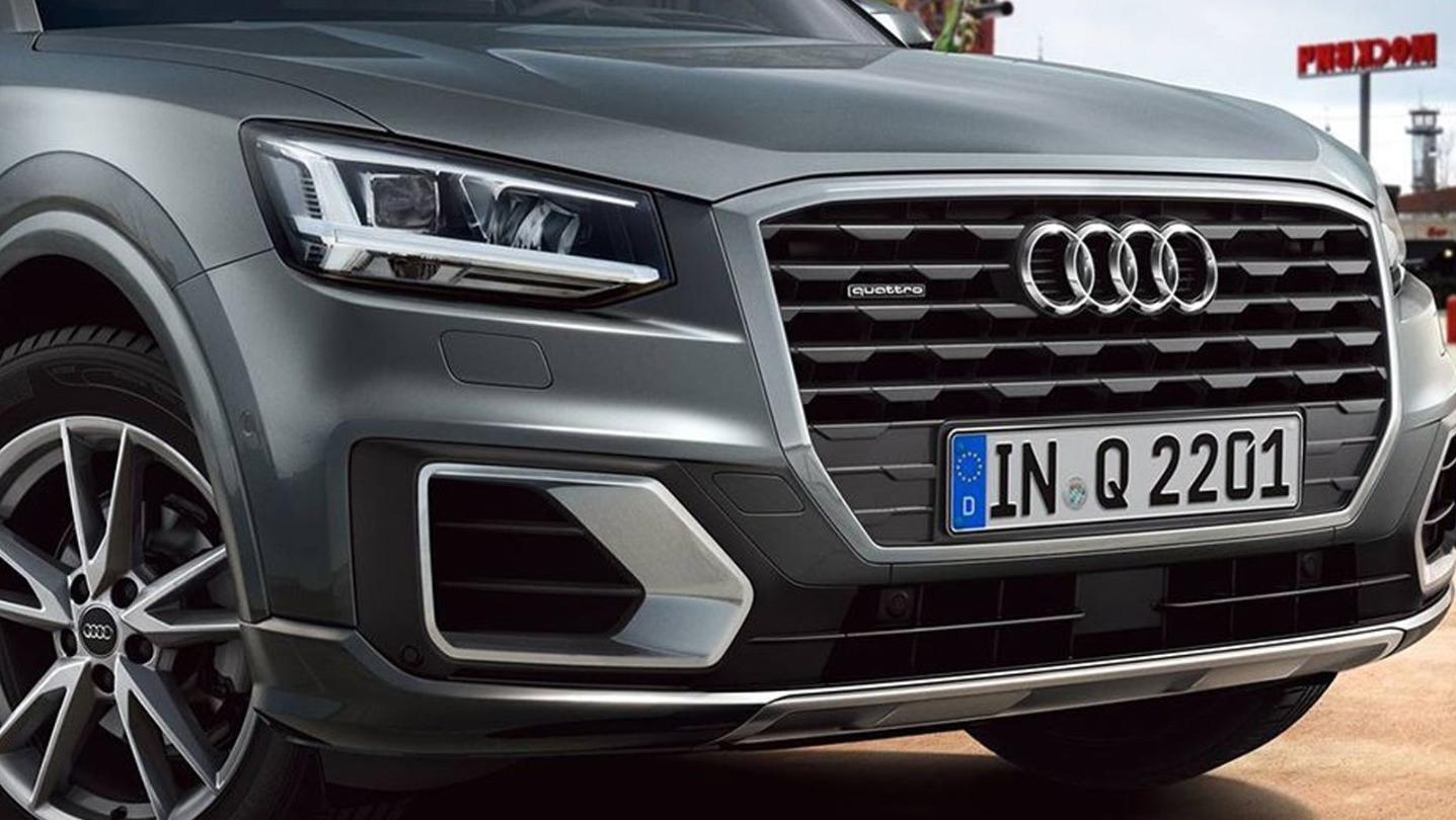 Audi Q2 Public 2020 Exterior 007
