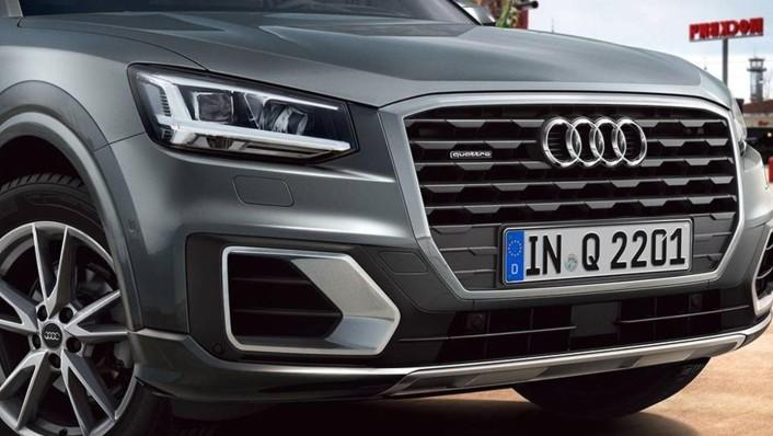 Audi Q2 2020 Exterior 007