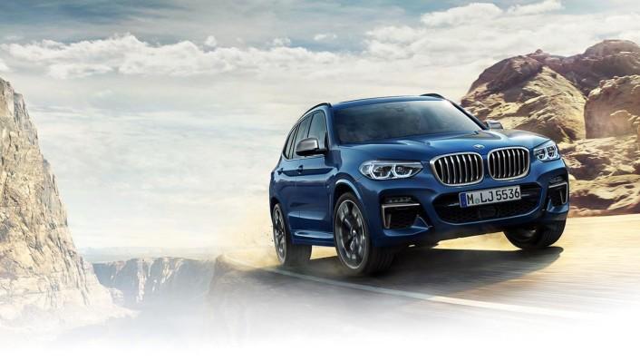 BMW X3 2020 Exterior 002
