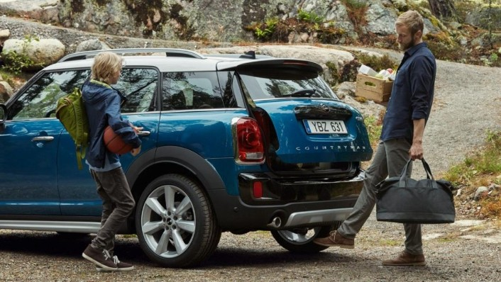 Mini Countryman 2020 Exterior 004