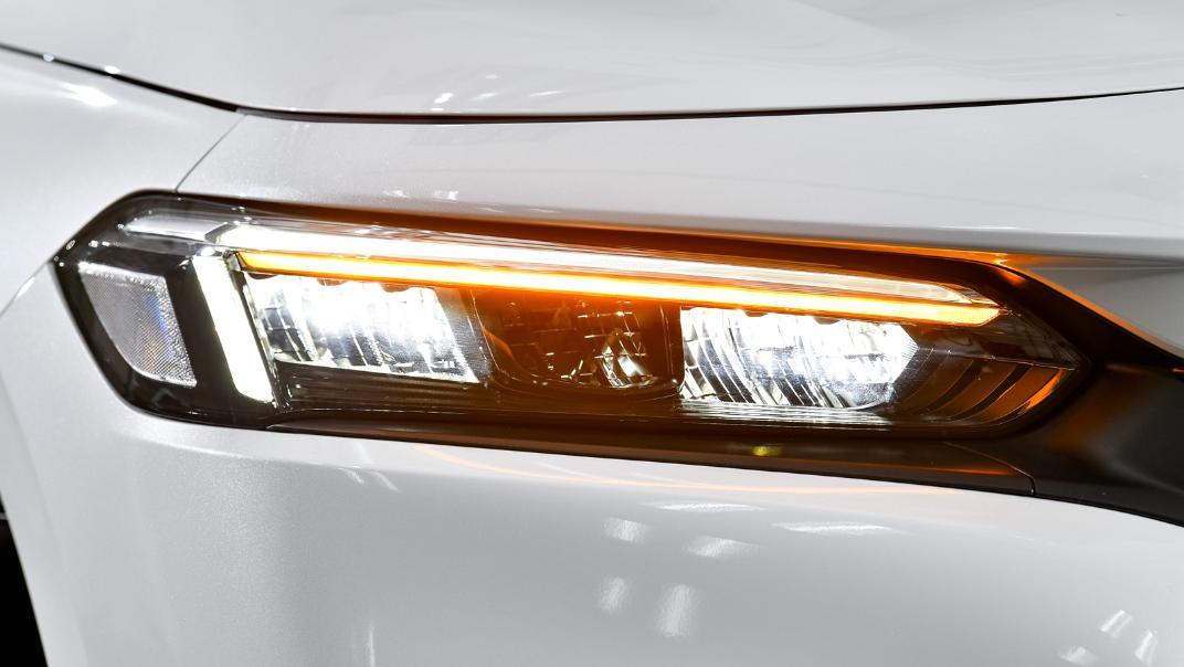 2022 Honda Civic RS Exterior 020