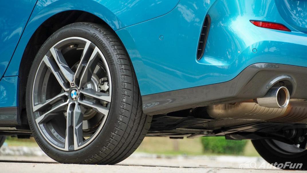 2021 BMW 2 Series Gran Coupe 220i M Sport Exterior 061