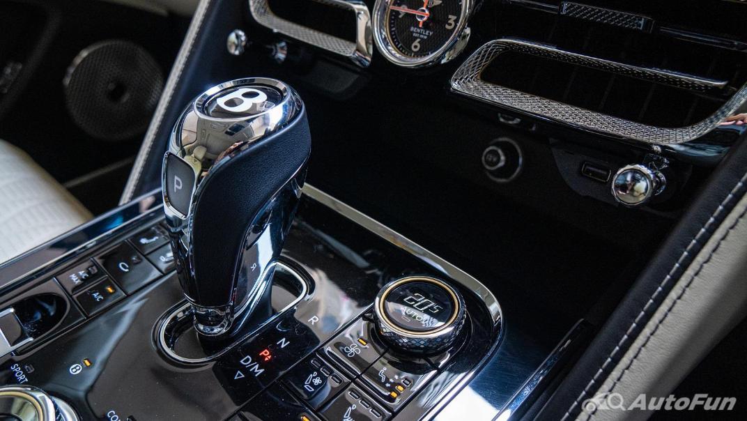 2020 Bentley Flying Spur 6.0L W12 Interior 018