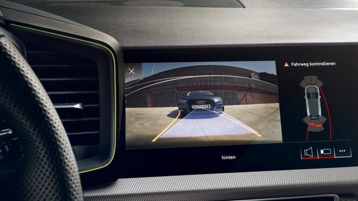 Audi A1 Sportback 2020 Interior 004
