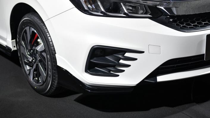 2021 Honda City Hatchback 1.0 Turbo SV Exterior 010