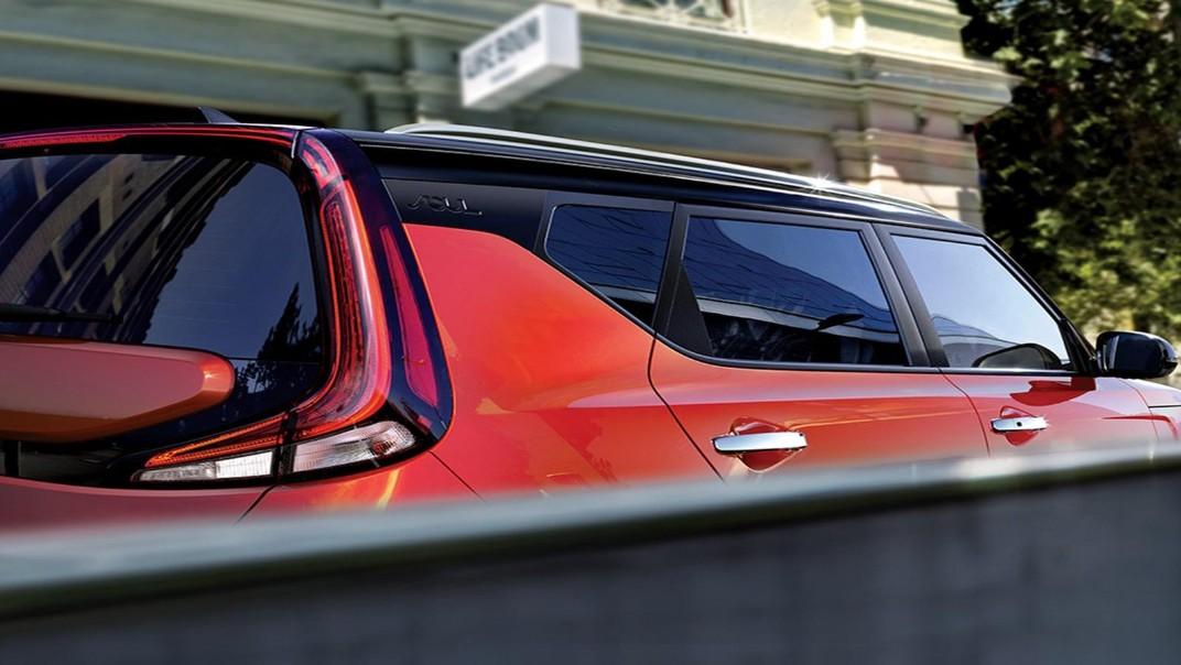 Kia Soul EV 2020 Exterior 019