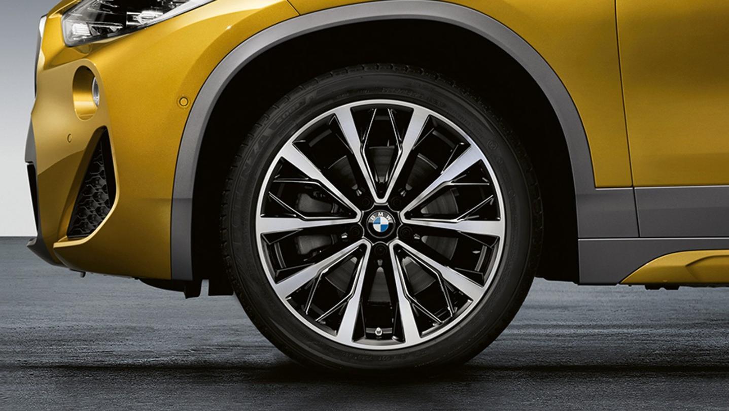 BMW X2 2020 Exterior 005