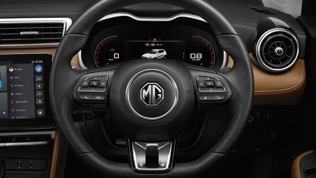 MG ZS Public 2020 Interior 002