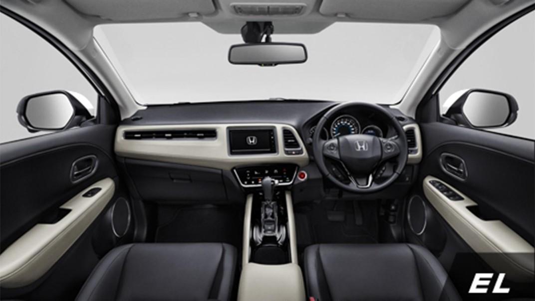 Honda HR-V 2020 Interior 002