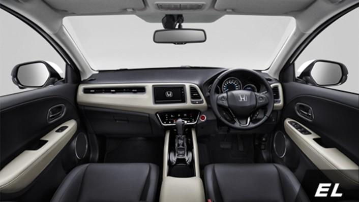 Honda HR-V Public 2020 Interior 002