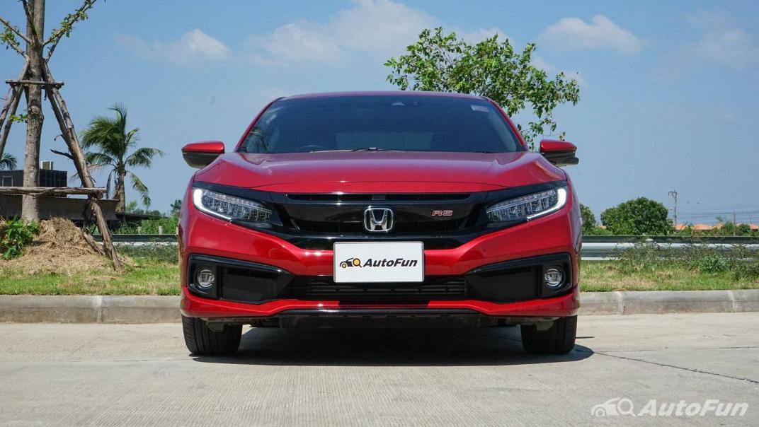 2020 Honda Civic 1.5 Turbo RS Exterior 002